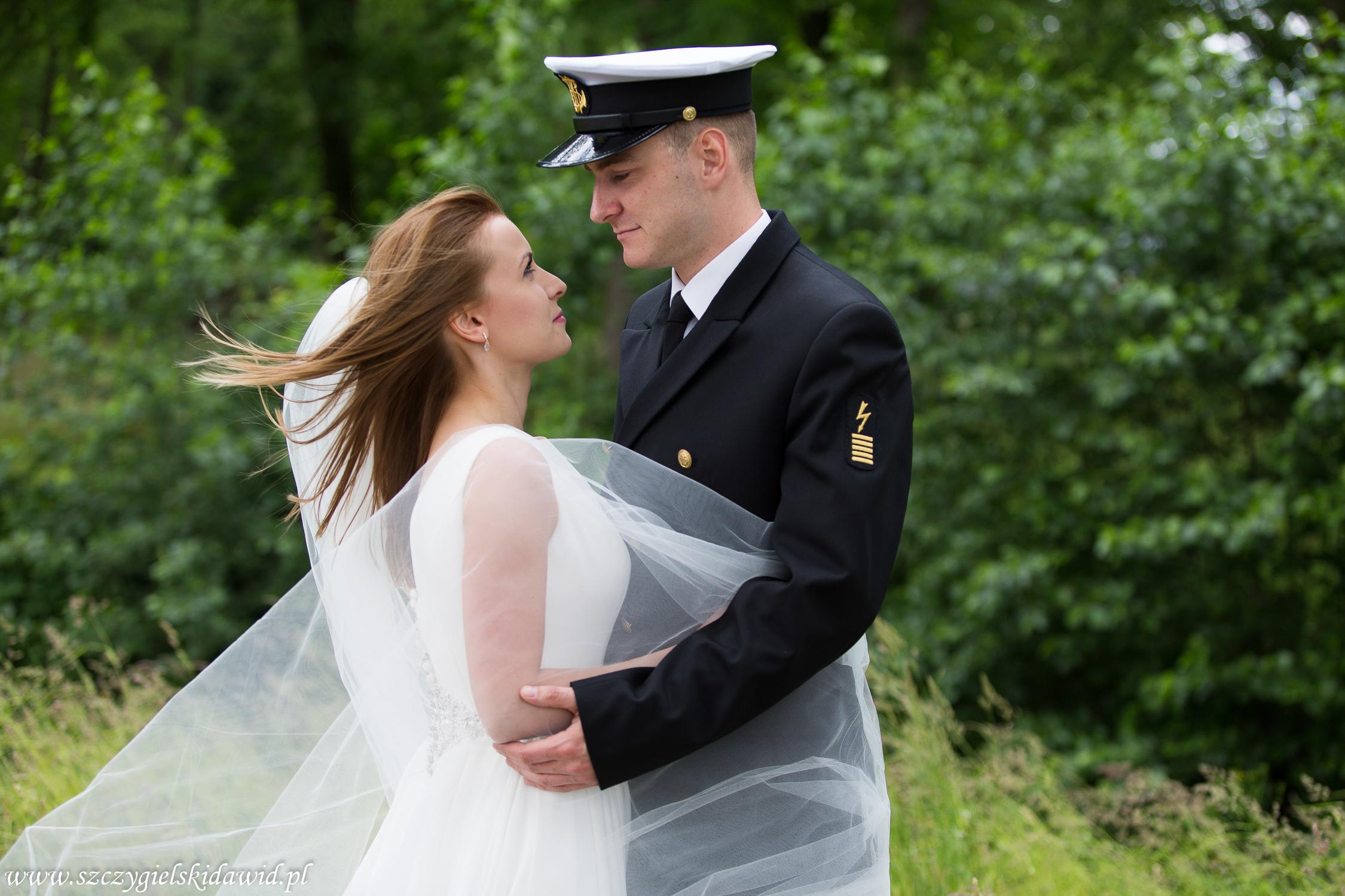 Kasia i Piotr ślubnie (Przykładowy fotoreportaż ślubny)