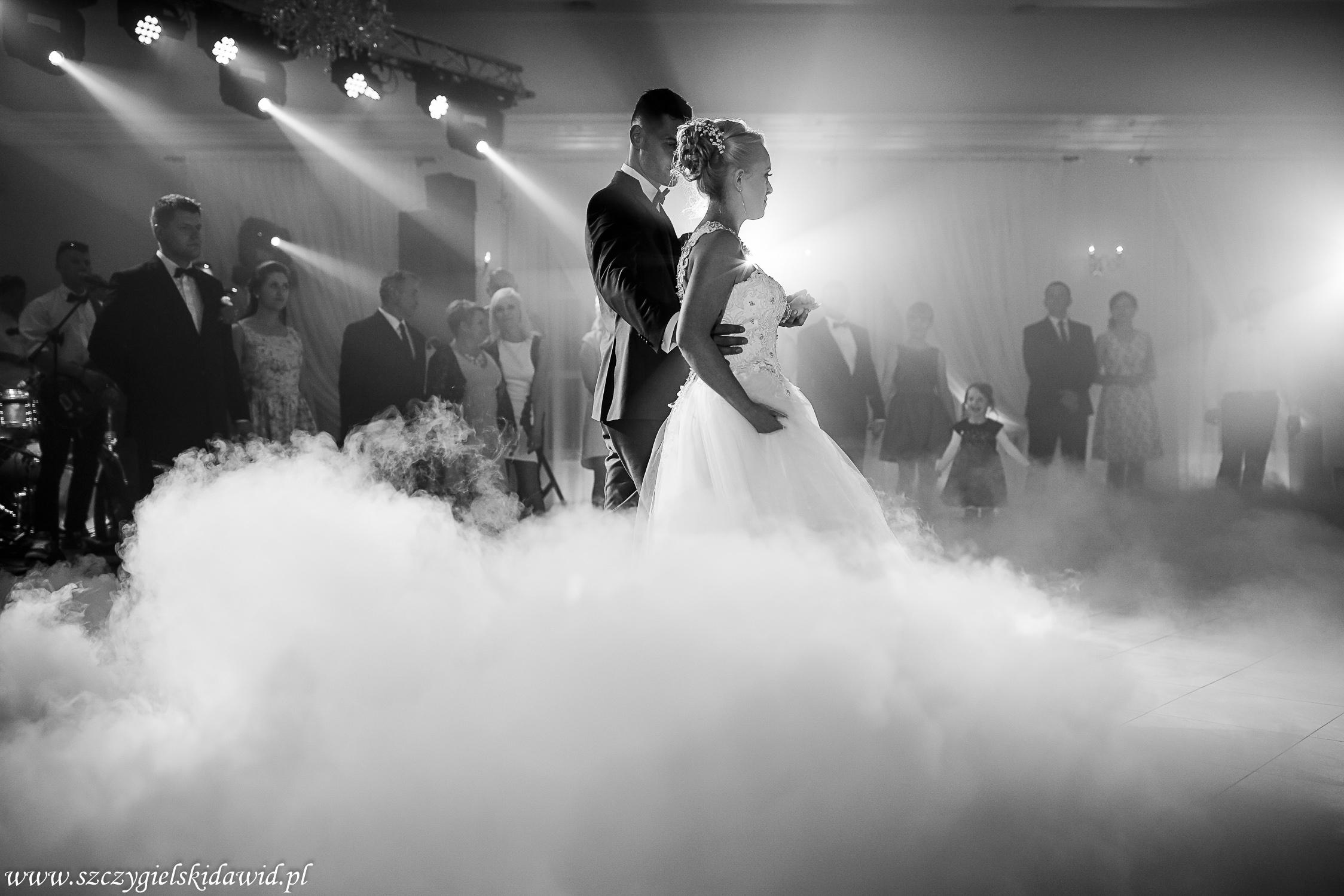 Ania i Emil ślubnie