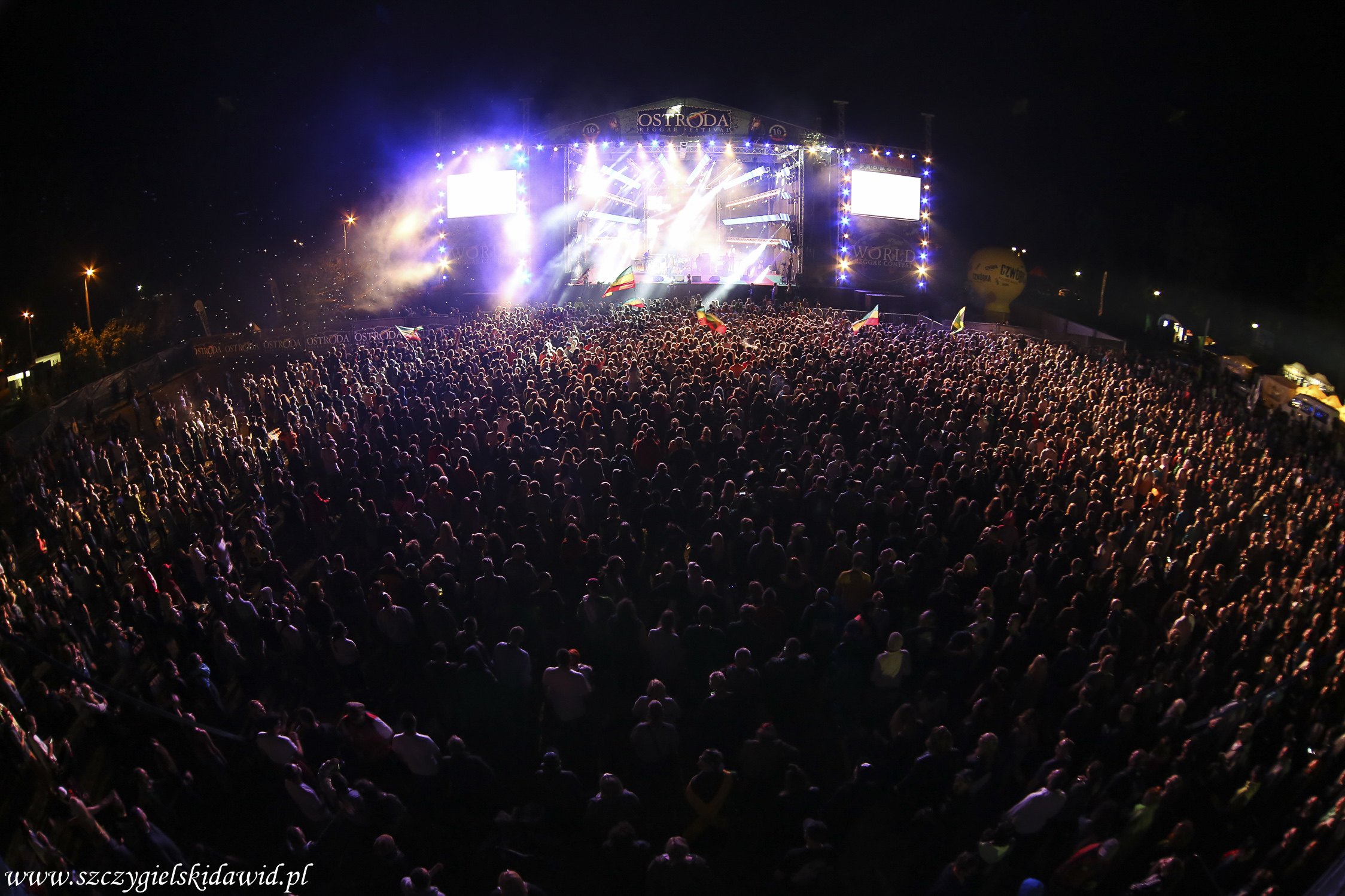 Ostróda Reggae Festival 2016