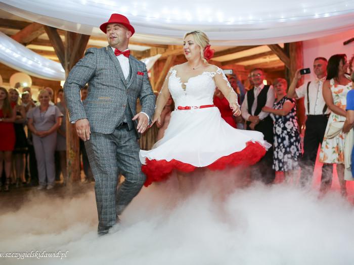 rock'n'rollowe wesele Beaty i Marcina
