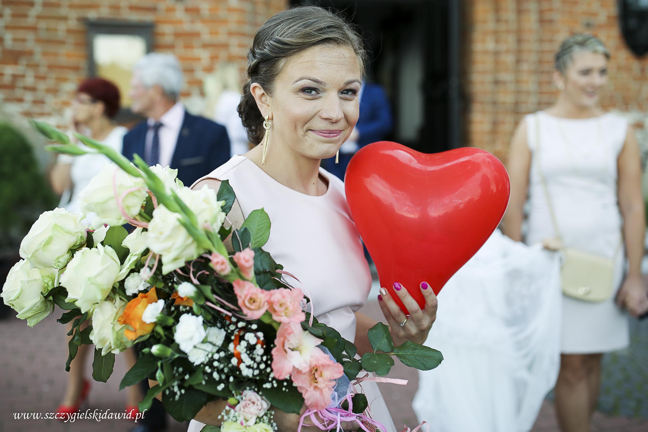 Karolina i Tomasz ślubnie