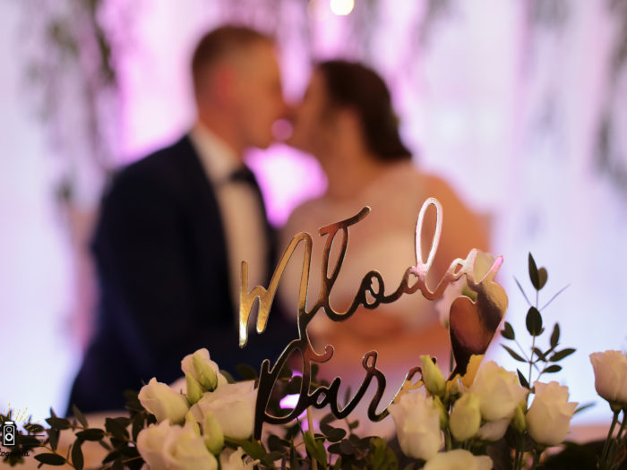 Ewa i Patryk ślubnie
