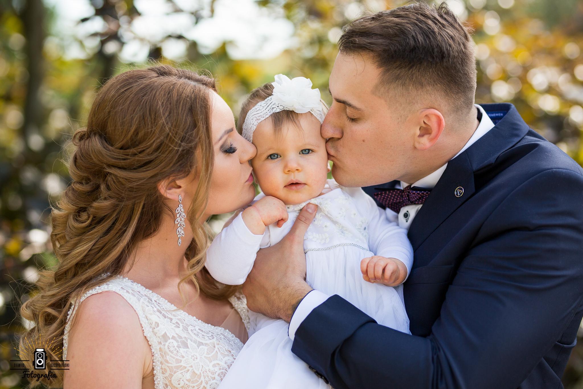 Klaudia i Jacek ślubnie