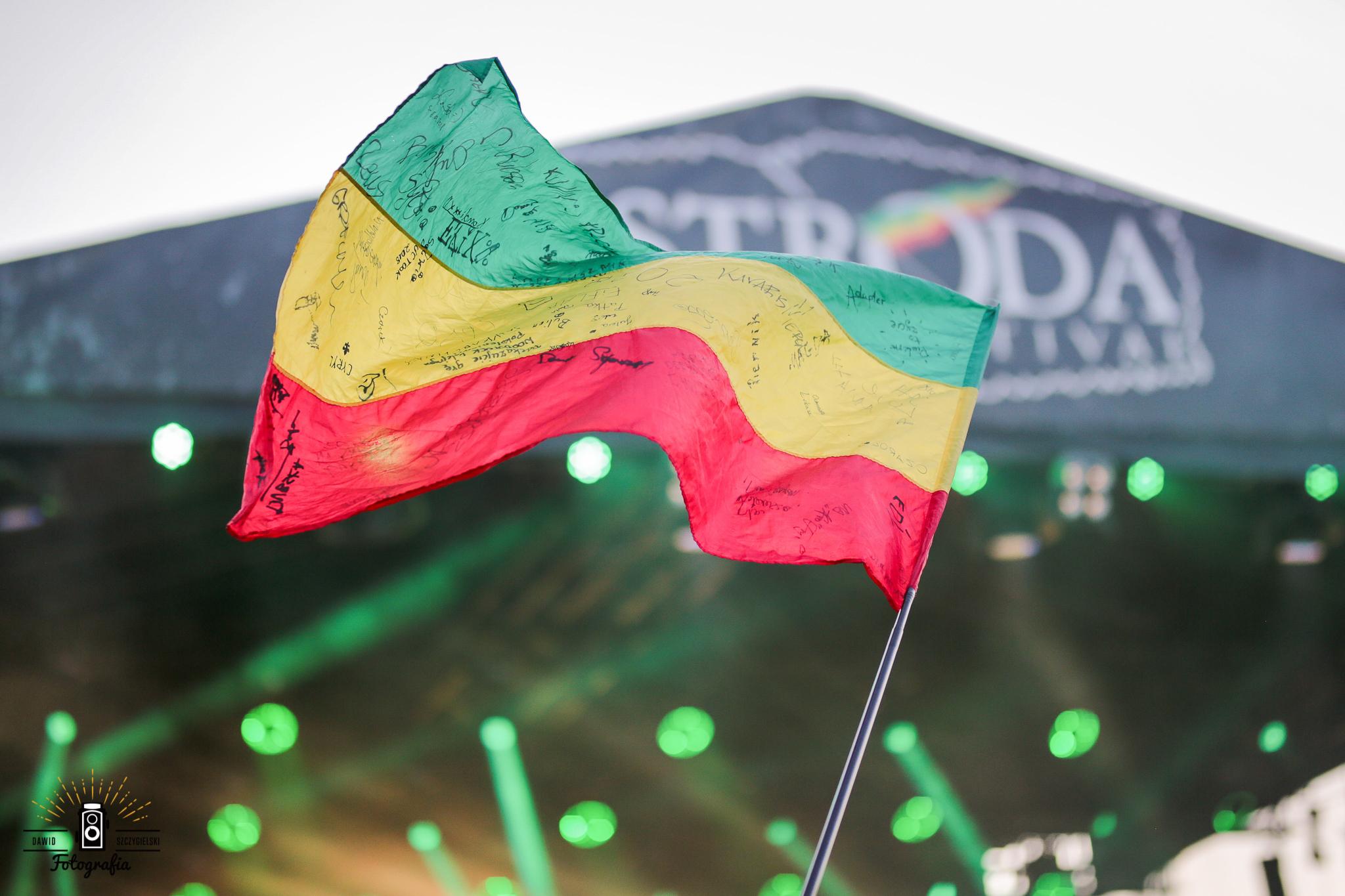 Ostróda Reggae Festival 2019